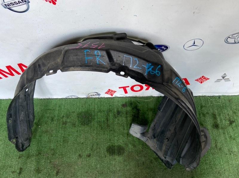Подкрылок Toyota Allion AZT240 передний правый