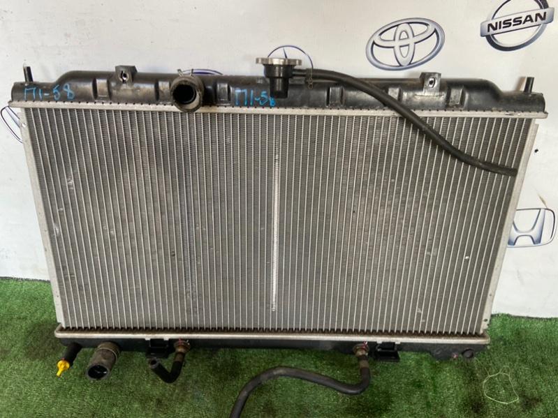Радиатор основной Nissan Ad B15