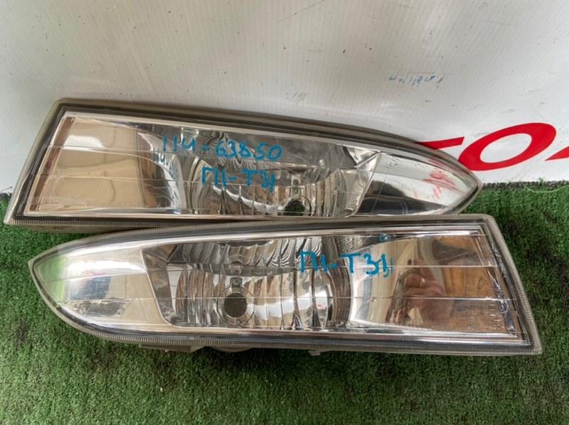 Туманка Nissan Teana J31 левая