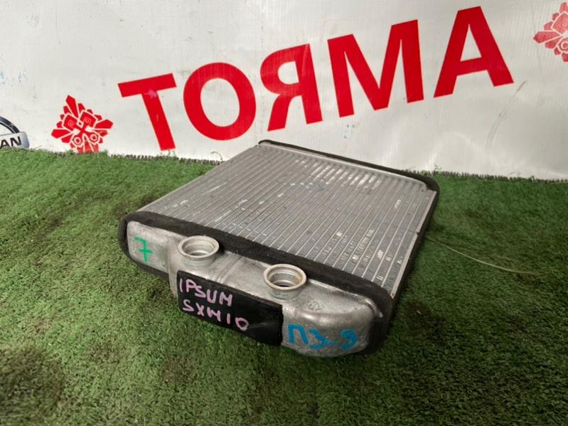 Радиатор печки Toyota Ipsum ACM10G