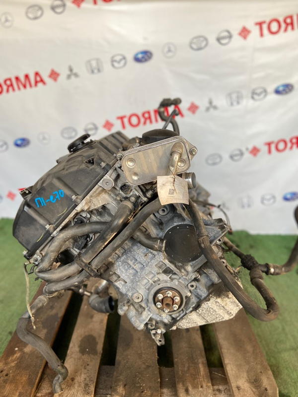 Двигатель Bmw X5 E70 N52B30 02/2008