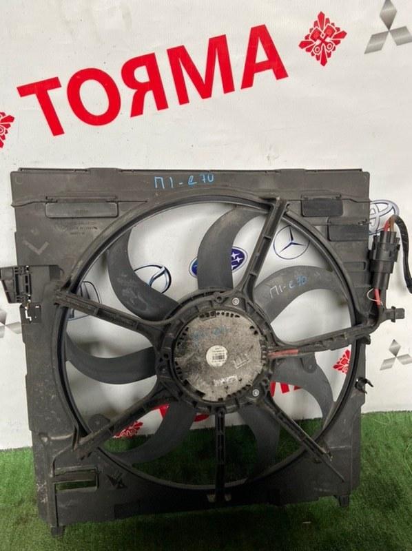 Диффузор радиатора Bmw X5 E70