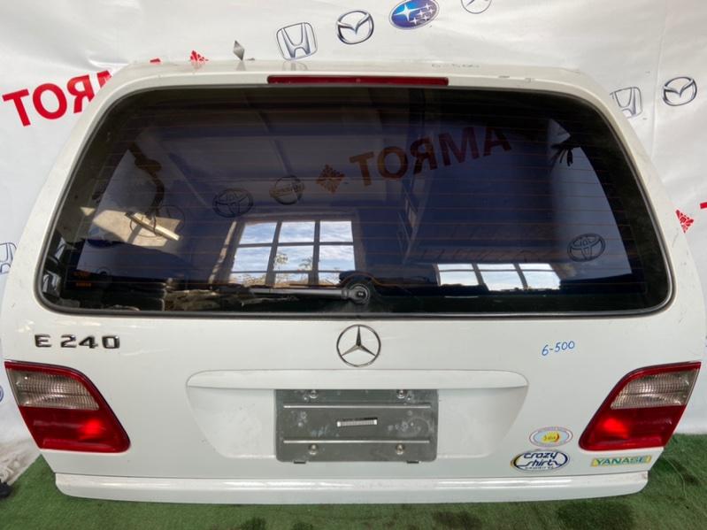 Дверь 5-я Mercedes E-Class W210 M112.914