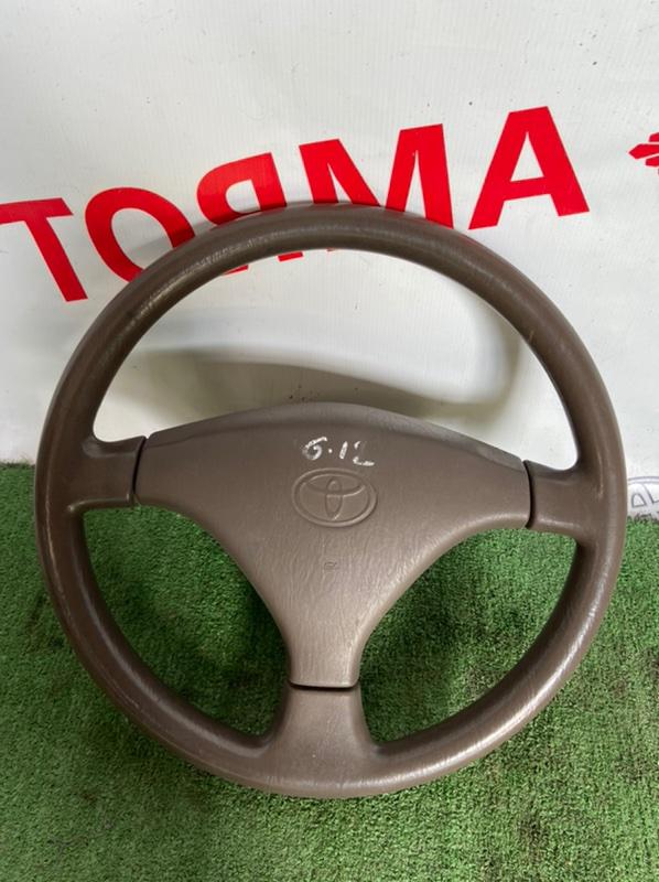 Руль Toyota Camry SV40 4S 1995