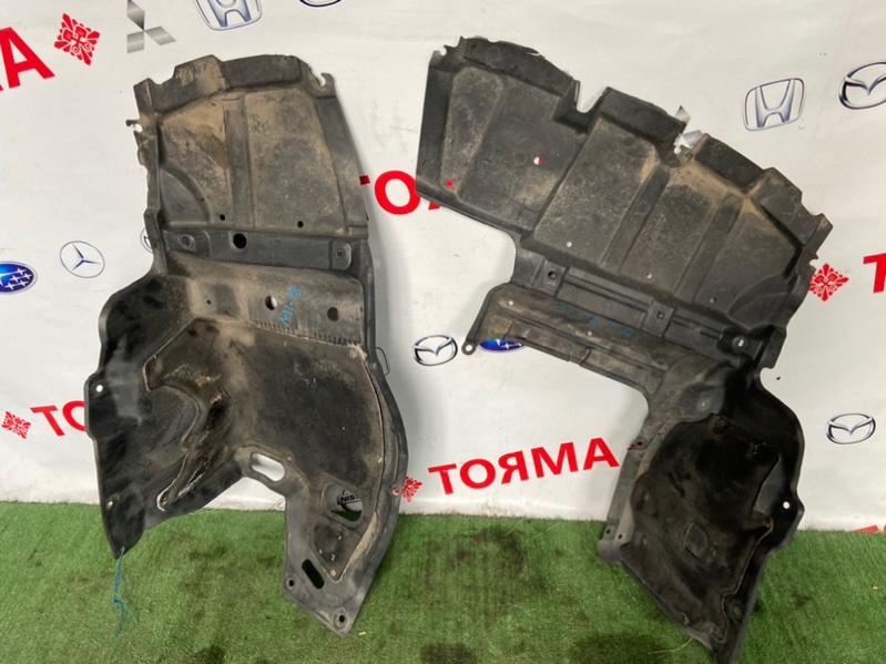 Защита двигателя Toyota Avensis ADT250