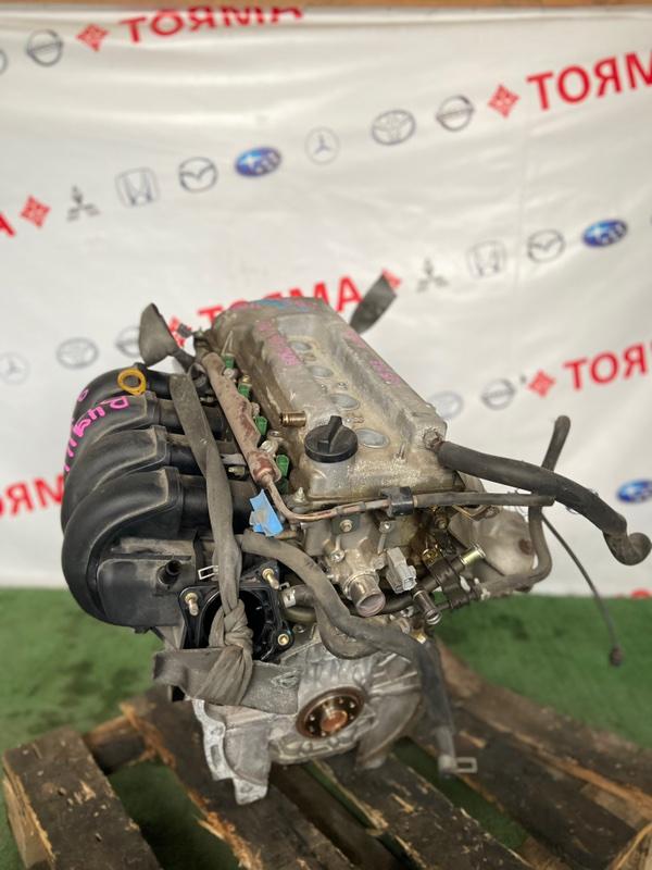 Двигатель Toyota Allex ZNE10 1ZZ 2004