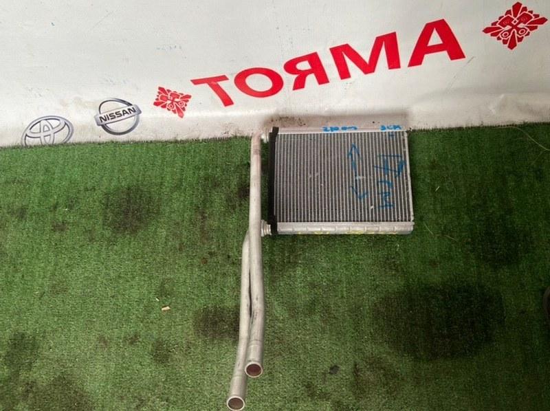 Радиатор печки Toyota Belta KSP90 1KR 2006