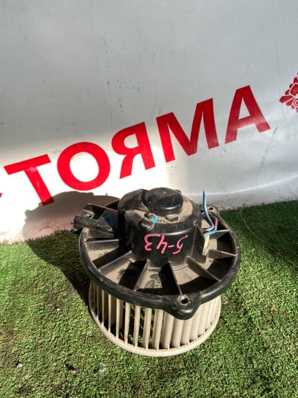 Мотор печки Toyota Tercel EL55