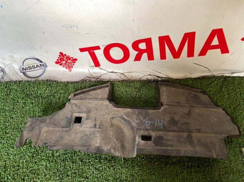 Дефлектор радиатора Toyota Camry ACV40 2AZ 2007 левый