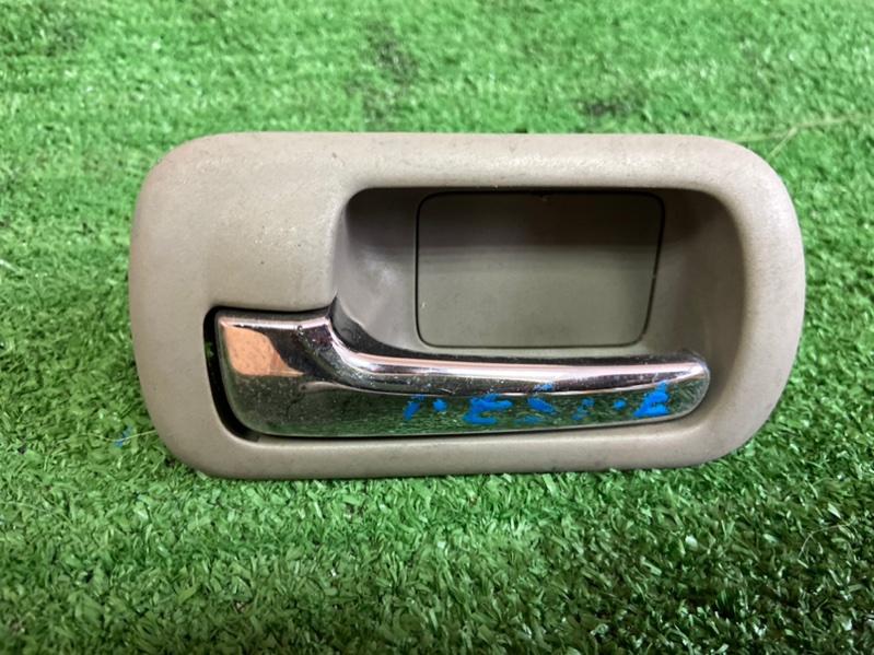 Ручка двери внутренняя Honda Civic EU1 задняя левая