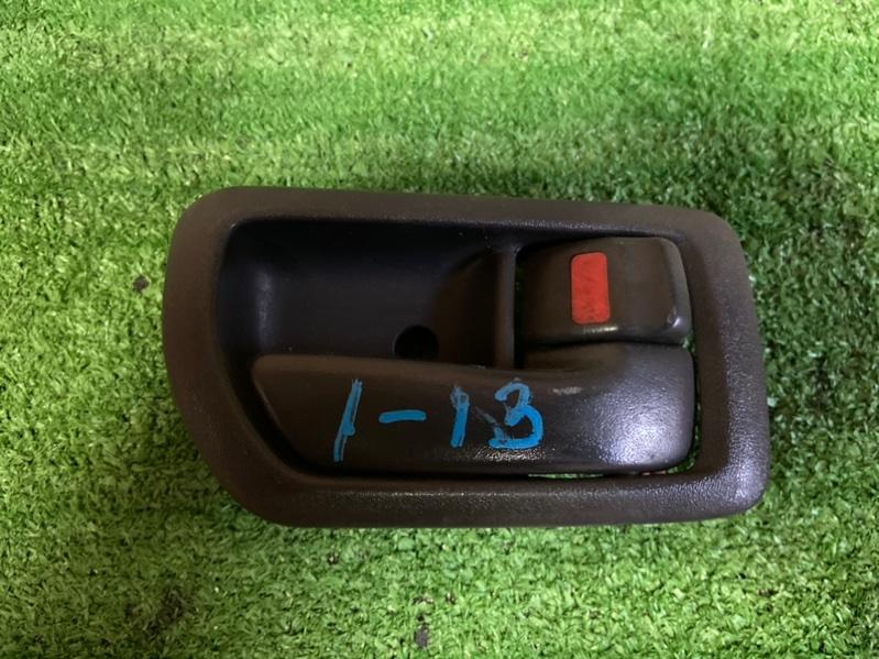 Ручка двери внутренняя Toyota Carina AT210 передняя правая