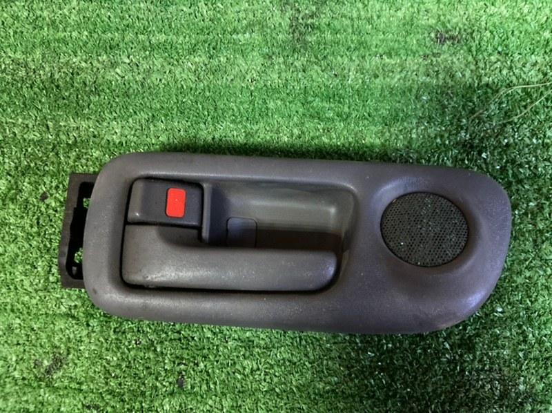 Ручка двери внутренняя Toyota Ipsum CXM10 3S 1999 передняя левая
