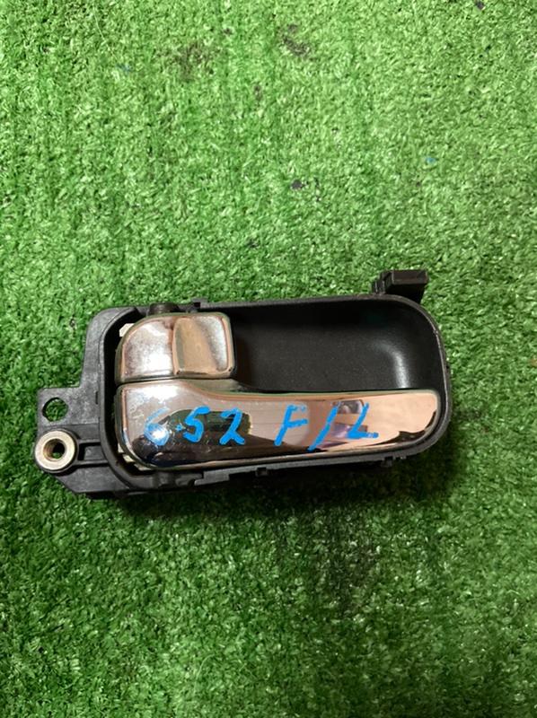 Ручка двери внутренняя Nissan Bluebird Sylphy FG10 QG18 2001 передняя левая