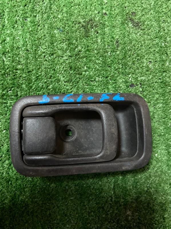 Ручка двери внутренняя Nissan Cube AZ10 CG13DE передняя левая