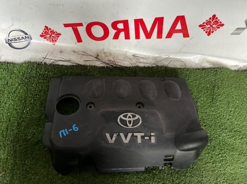 Декоративная крышка двс Toyota Allion 1NZ