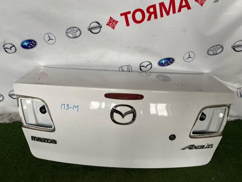 Крышка багажника Mazda Axela BK