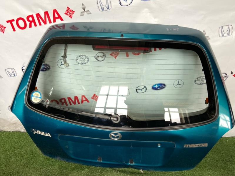 Дверь 5-я Mazda 323 BJ ZL