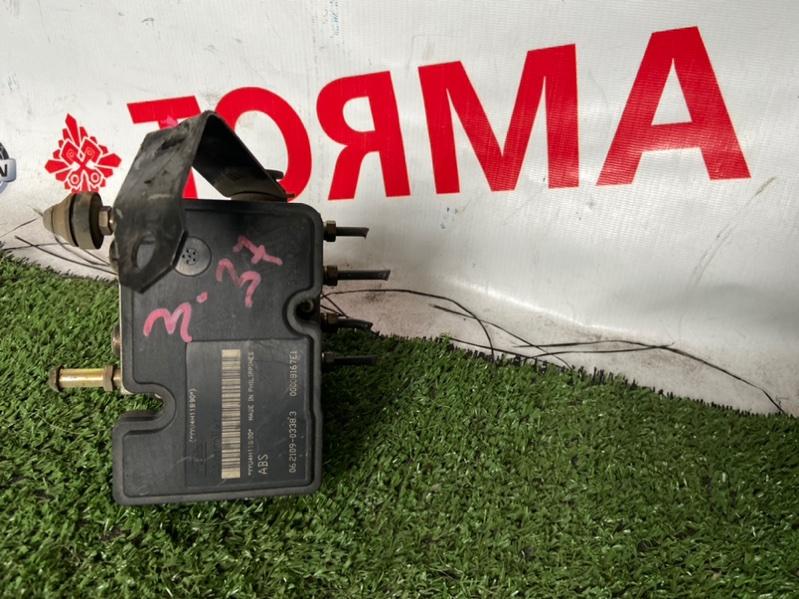 Блок abs Toyota Passo QNC10 K3VE
