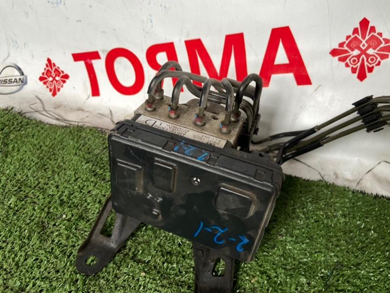 Блок abs Toyota Spacio AE111