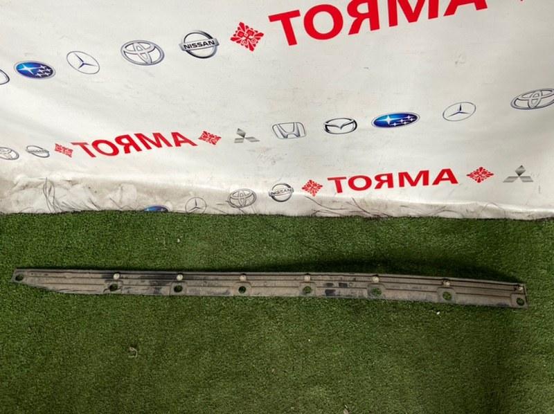 Накладка на порог Toyota Corolla NZE121 левая