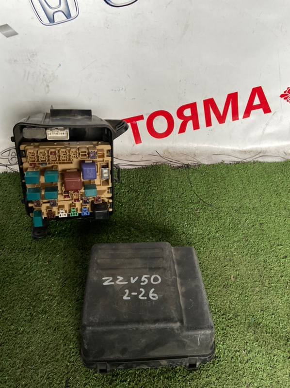 Блок предохранителей Toyota Vista AZV50 1ZZ