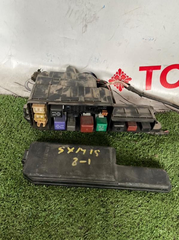 Блок предохранителей Toyota Caldina ACM10G