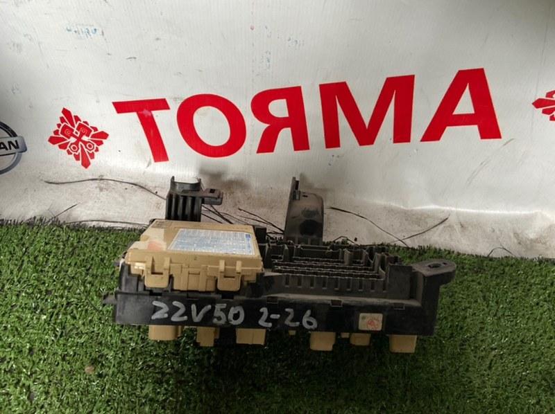 Блок предохранителей Toyota Vista AZV50