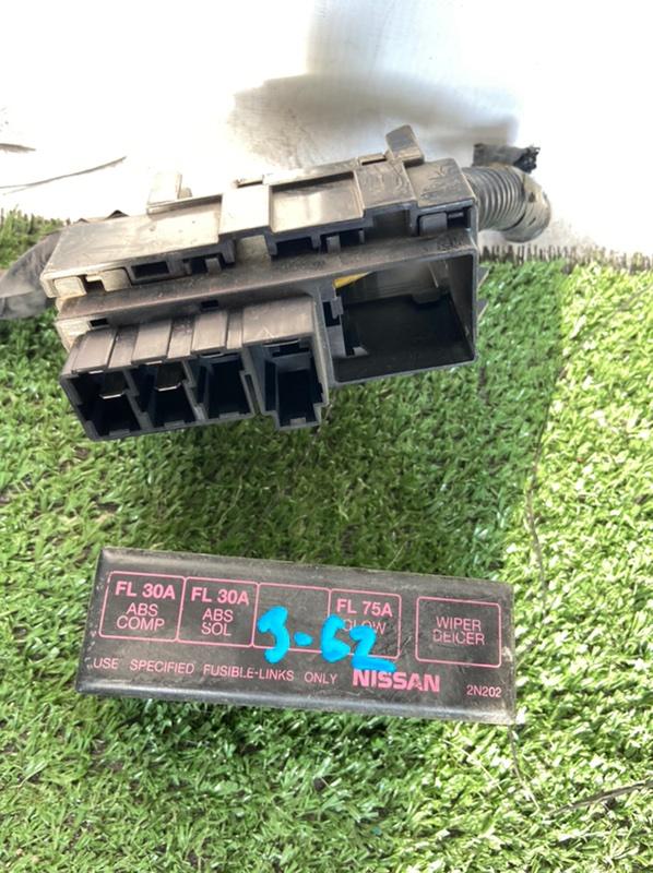 Блок предохранителей Nissan Almera B14