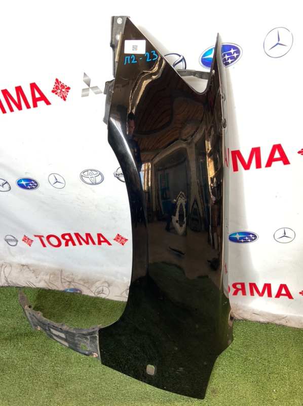 Крыло Toyota Harrier ACU10W переднее левое