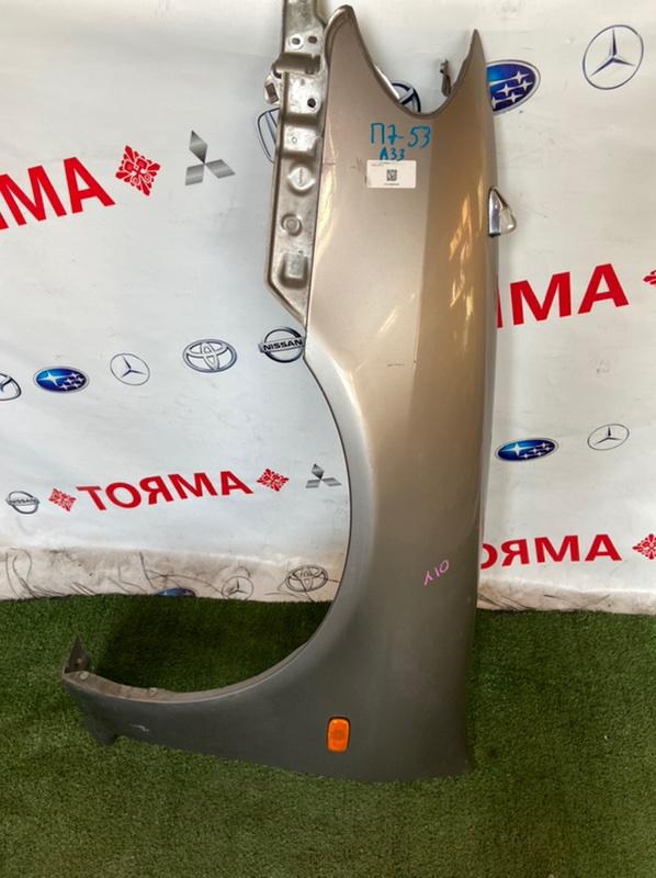 Крыло Nissan Cefiro A33 переднее левое