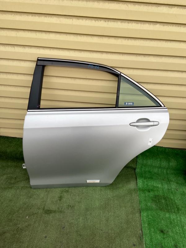 Дверь Toyota Camry ACV40 2007.07 задняя левая
