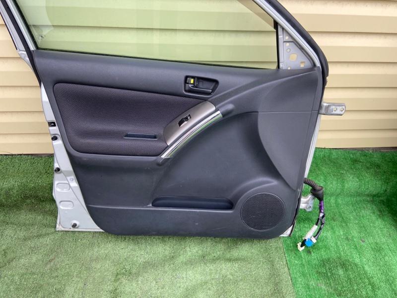 Обшивка дверей Toyota Voltz ZZE136 передняя левая