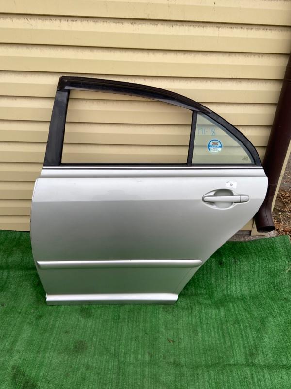 Дверь Toyota Avensis ADT250 задняя левая