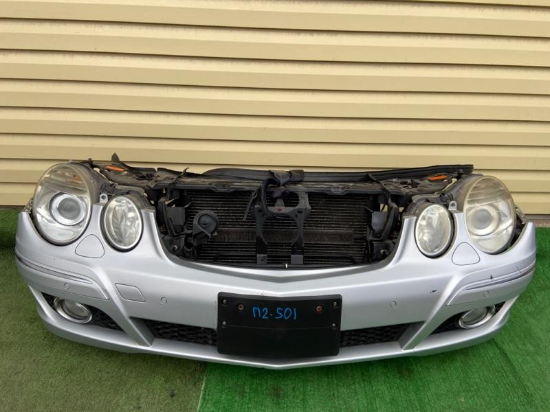 Nose cut Mercedes E-Class S211 M272
