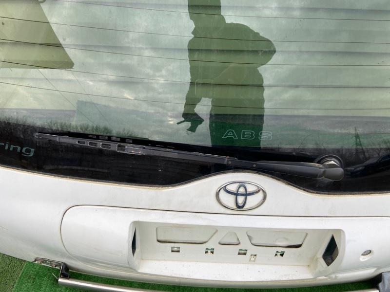 Мотор заднего дворника Toyota Sprinter Carib AE111