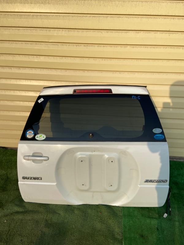 Дверь 5-я Suzuki Escudo TD54W