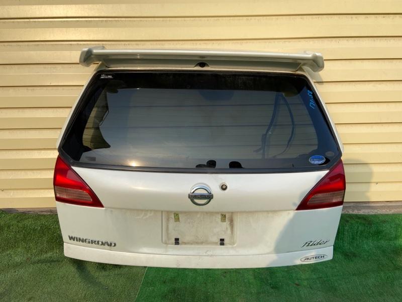 Дверь 5-я Nissan Wingroad VENY11 2003
