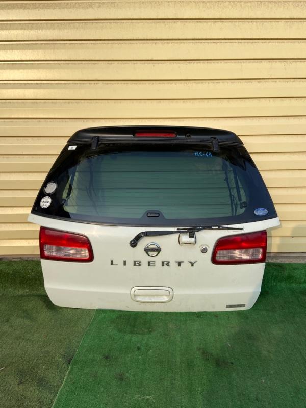 Дверь 5-я Nissan Liberty PM12