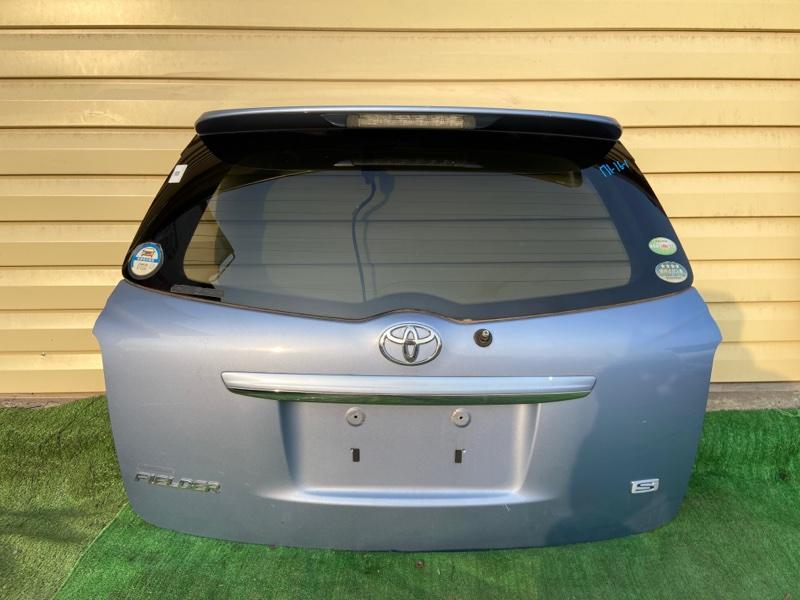 Дверь 5-я Toyota Corolla Fielder NZE141G