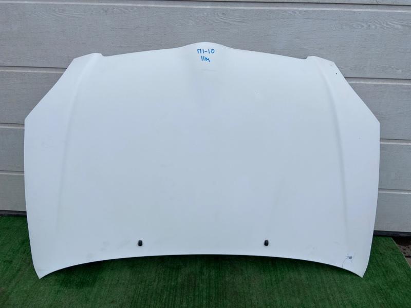 Капот Toyota Runx CE121 2002