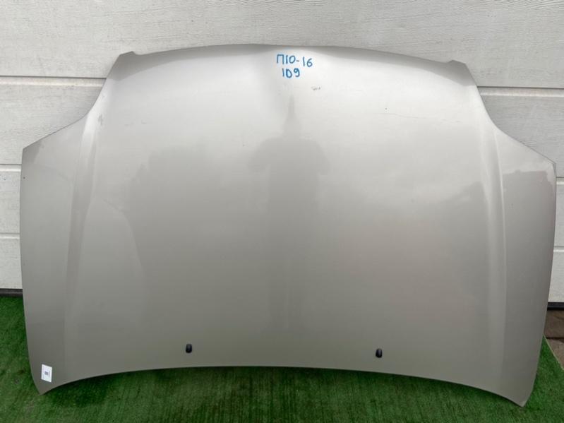 Капот Toyota Allex CE121 2001