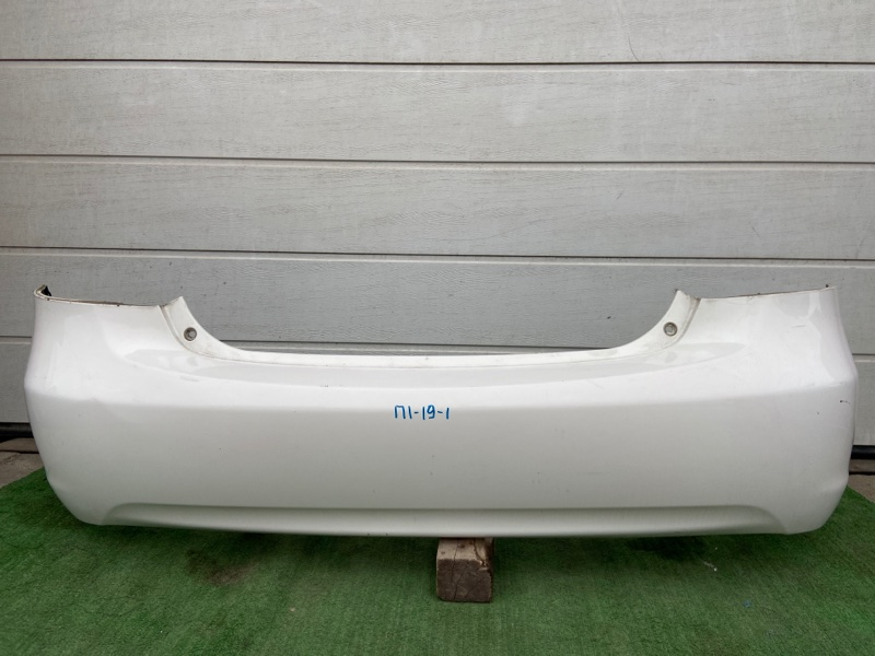 Бампер Toyota Belta KSP92 2009 задний