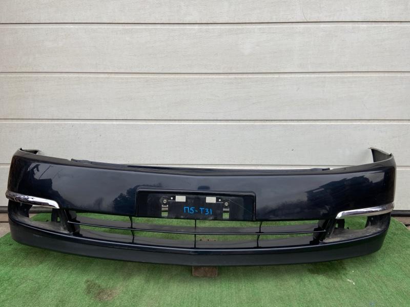 Бампер Nissan Teana J31 2008 передний