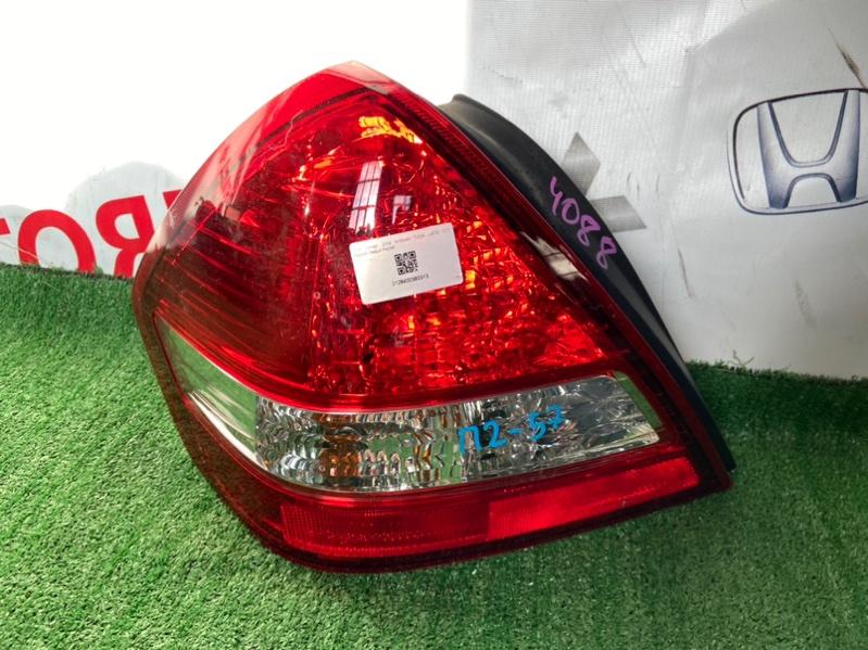 Фонарь Nissan Tiida SC11 левый