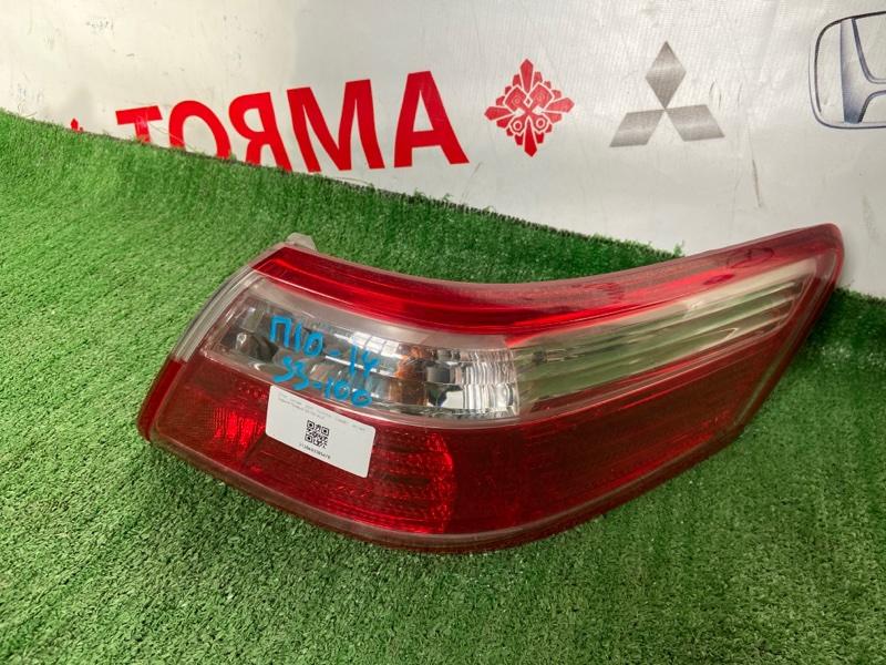 Фонарь Toyota Camry ACV40 правый