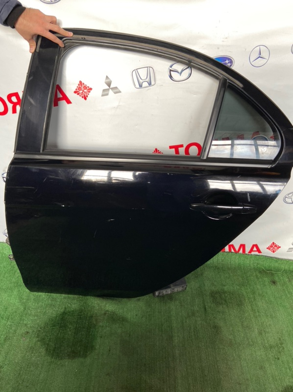Дверь Mitsubishi Galant Fortis CX1A 2008.02.1 задняя левая
