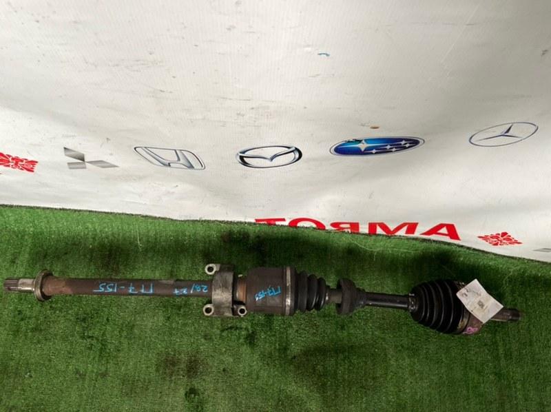 Привод Honda Accord CL9 K24 передний правый