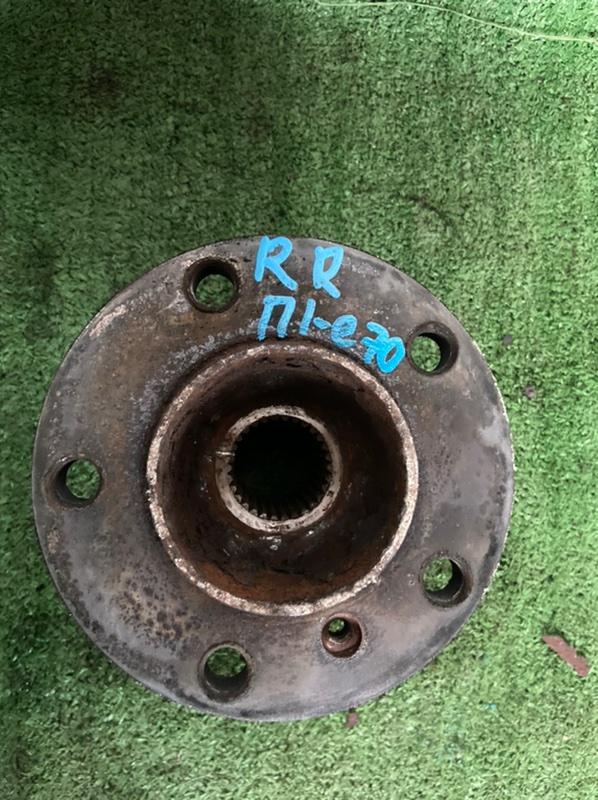 Ступица Bmw X5 E70 задняя правая