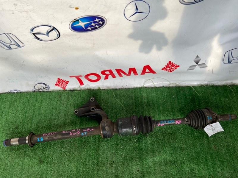 Привод Mazda Familia BJ5W передний правый
