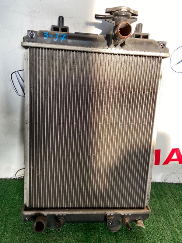 Радиатор основной Toyota Passo QNC10 K3VE 2004.09